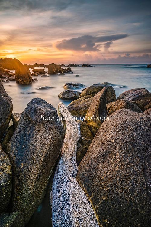 Vietnam Images-phong cảnh biển-Phan Thiết hoàng thế nhiệm