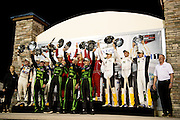 March 17-19, 2016: Mobile 1 12 hours of Sebring 2016. Podium for the 12 hours of Sebring (all class winners)
