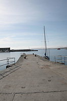 Kilronan Pier Aran Islands County Galway Ireland