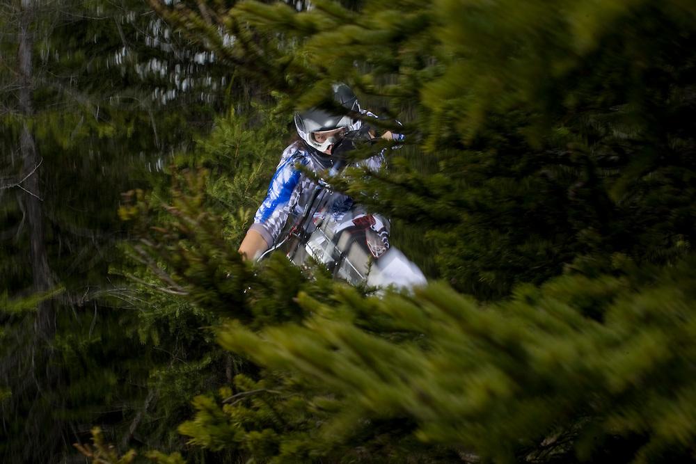 Riders: Marcel Beer,   Location: Bellwald (Switzerland)