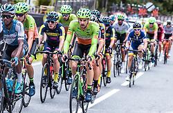 10.07.2019, Fuscher Törl, AUT, Ö-Tour, Österreich Radrundfahrt, 4. Etappe, von Radstadt nach Fuscher Törl (103,5 km), im Bild Andreas Graf (Hrinkow Advarics Cycleang, AUT) // during 4th stage from Radstadt to Fuscher Törl (103,5 km) of the 2019 Tour of Austria. Fuscher Törl, Austria on 2019/07/10. EXPA Pictures © 2019, PhotoCredit: EXPA/ JFK