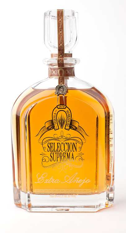 Selección Suprema Extra Anejo -- Image originally appeared in the Tequila Matchmaker: http://tequilamatchmaker.com