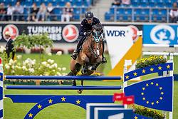 De Luca Lorenzo, ITA, Dinky Toy vd Kranenburg<br /> CHIO Aachen 2019<br /> Weltfest des Pferdesports<br /> © Hippo Foto - Stefan Lafrentz<br /> De Luca Lorenzo, ITA, Dinky Toy vd Kranenburg