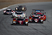April 29-May 1, 2016: IMSA Monterey Sportscar Grand Prix. Start of the Monterey Sportscar Grand Prix, with the Mazda Prototypes leading the way