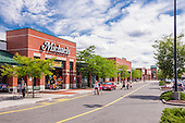 Berkshire Crossing Retail Center Pittsfield Massachusetts Photography