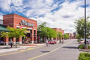 Berkshire Crossing Retail Center Pittsfield Massachusetts Photography