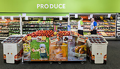 Fresh Food Area
