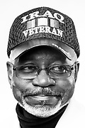 Arnold Michael Cummings, Sr.<br /> Army<br /> E-6<br /> 05/01/78-08/10/10<br /> Truck Driver<br /> Desert Shield/Storm<br /> OEF/OIF<br /> <br /> (Photo by Stacy L. Pearsall)