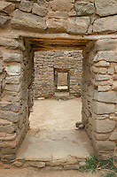 Doorways at Aztec Ruins National Monument