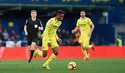 January 20, 2019 - Vila-Real, Castellon, Spain - Samu Chukwueze of Villarreal during the La Liga Santander match between Villarreal and Athletic Club de Bilbao at La Ceramica Stadium on Jenuary 20, 2019 in Vila-real, Spain. (Credit Image: © AFP7 via ZUMA Wire)
