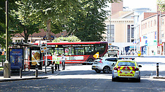 Woman Hit by Bus in Southampton