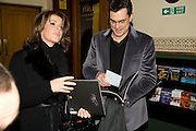 Natasha Kaplinsky; JUSTIN BOWER, Cirque de Soleil London premiere of Quidam. Royal albert Hall. 6 January 2009