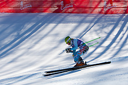13.01.2012, Pista Olympia delle Tofane, Cortina, ITA, FIS Weltcup Ski Alpin, Damen, Abfahrt, 2. Training, im Bild Stacey Cook (USA) // Stacey Cook of USA during ladies downhill 2nd training of FIS Ski Alpine World Cup at 'Pista Olympia delle Tofane' course in Cortina, Italy on 2012/01/13. EXPA Pictures © 2012, PhotoCredit: EXPA/ Johann Groder