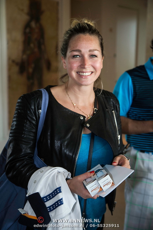 NLD/Amsterdam/20140517 - Don golftoernooi 2014, Do, Dominique van Hulst