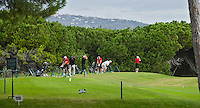 VILAMOURA - Algarve - Oceanico OLD COURSE  Golfcourse, hole 6 ,   COPYRIGHT KOEN SUYK