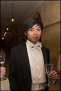 MICHAEL YU, Oxford University Polo club Ball, Blenheim Palace. Woodstock. 6 March 2015