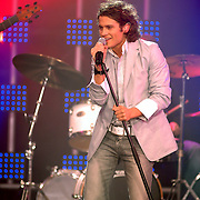 NLD/Hilversum/20070316 - 2e Live uitzending SBS So You Wannabe a Popstar, Sacha Visser