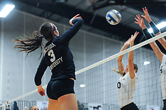 CU Volleyball vs. Wayne State 11.29.2012