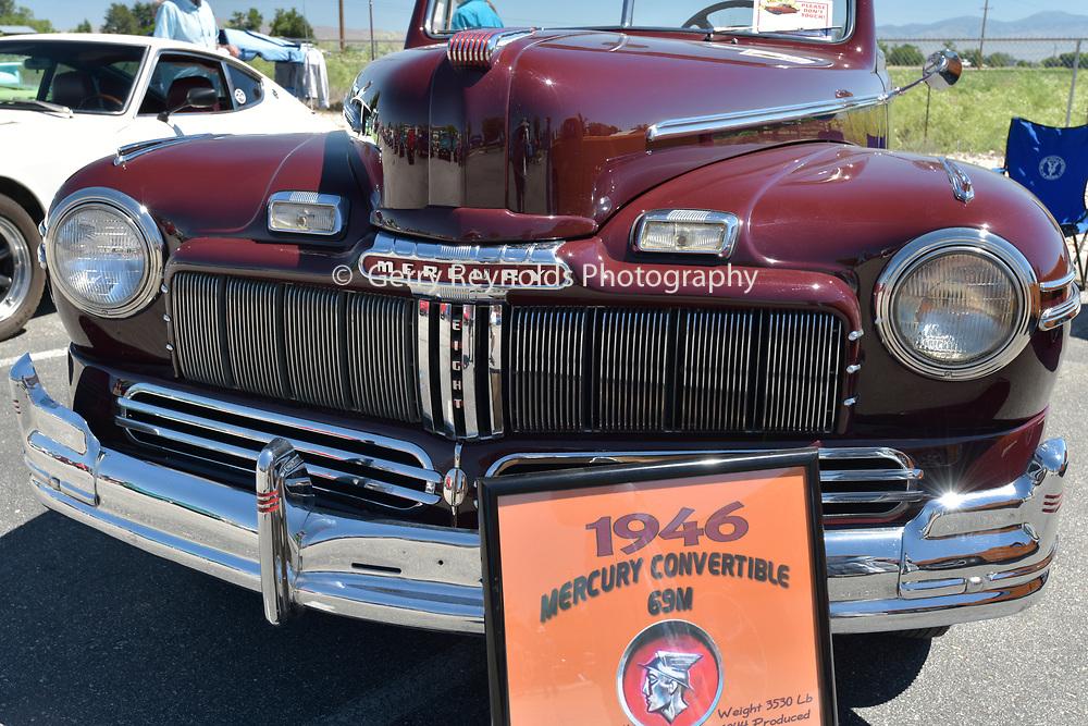 1946 Mercury, Car Show, Eagle, Idaho, USA