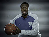 2011 Hampton Men's Basketball Headshots