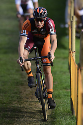 October 20, 2018 - Boom, France - SWEECK Laurens (BEL) of PAUWELS SAUZEN - VASTGOEDSERVICE in action during the 2nd leg of the men elite and U23 Telenet Superprestige cyclocross race (Credit Image: © Panoramic via ZUMA Press)