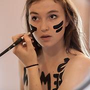 Genova 2013, Femen Josephine Witt