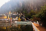 Monastery at Sadder Cave near Hpa An. Kayin State, Myanmar