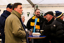 Worcester Warriors fans - Mandatory by-line: Robbie Stephenson/JMP - 11/01/2020 - RUGBY - Sixways Stadium - Worcester, England - Worcester Warriors v Enisei-STM - European Rugby Challenge Cup