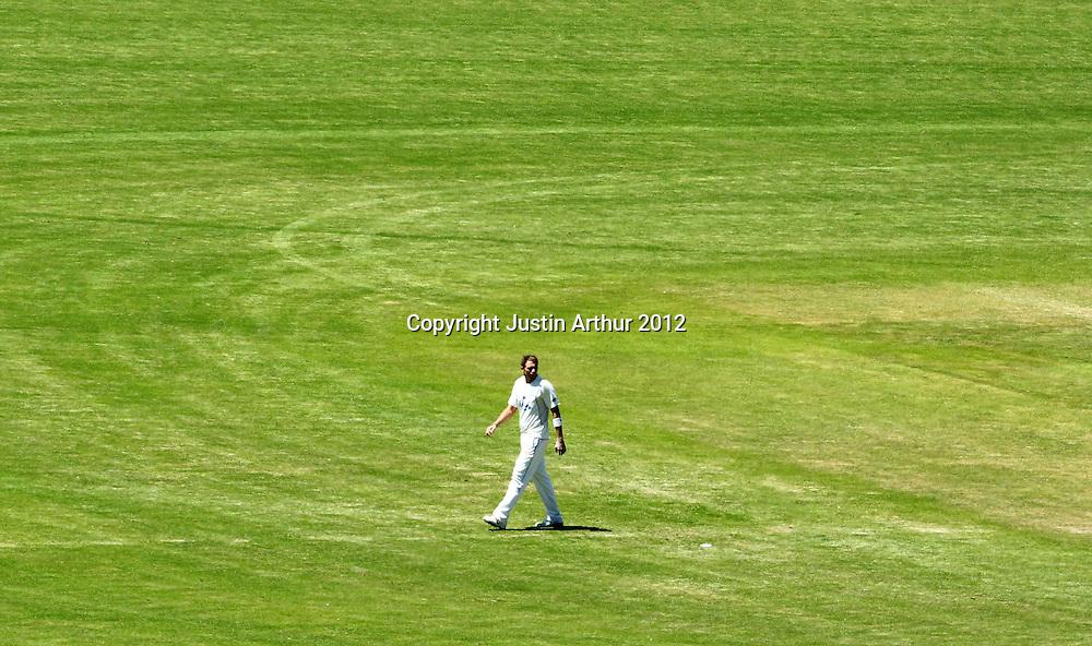 Tim Southee. Plunket Shield Cricket - Wellington v Northen Districts ,Karori Park, Wellington, New Zealand on Thursday 20 December 2012. Photo: Justin Arthur / photosport.co.nz