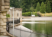 Dosing House and Gatehouse 5 at Reservoir 5, one of three open reservoirs at Mount Tabor Park and of five total in Portland.  The 3 open reservoirs in Mount Tabor Park, with their ancillary structures, were placed in the National Register of Historic Places on January 15, 2004.  Environmental Protection Agency (EPA) regulation: Long Term 2 Enhanced Surface Water Treatment Rule, referred to as the LT2 rule imposes new requirements that open water reservoirs be covered, buried or additionally treated.  This applies to Portland's five open reservoirs and to the unfiltered Bull Run source supplying them.
