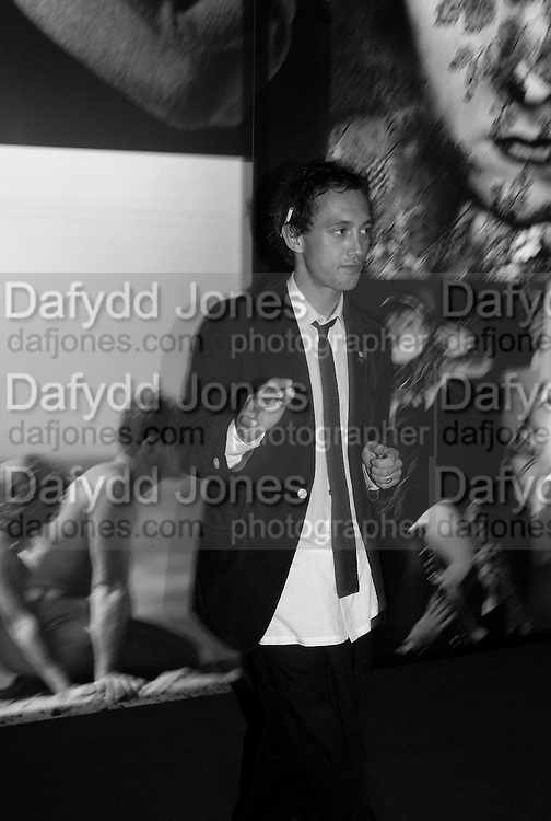 DAN MACMILLAN, Vanity Fair Portraits: Photographs 1913-2008. Hosted by Burberry and Vanity Fair. National Portrait Gallery. London. 9 February 2008.  *** Local Caption *** -DO NOT ARCHIVE-© Copyright Photograph by Dafydd Jones. 248 Clapham Rd. London SW9 0PZ. Tel 0207 820 0771. www.dafjones.com.