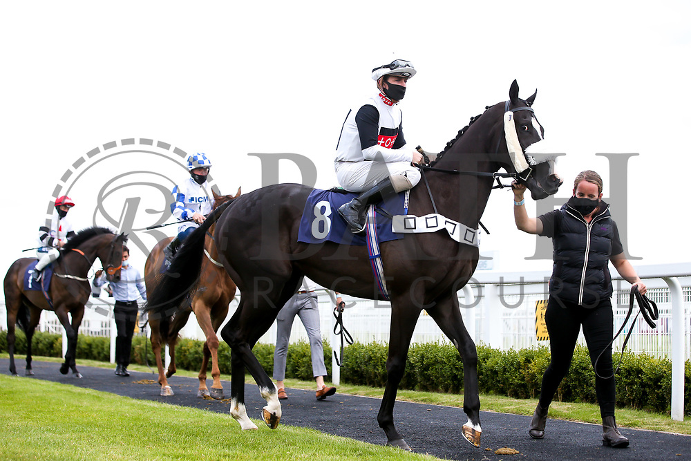 Toolmaker ridden by Kieran O'Neill and trained by David Flood - Mandatory by-line: Robbie Stephenson/JMP - 18/07/2020 - HORSE RACING- Bath Racecourse - Bath, England - Bath Races 18/07/20