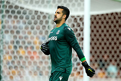 Adam Federici of Stoke City - Mandatory by-line: Robbie Stephenson/JMP - 25/07/2018 - FOOTBALL - Bet365 Stadium - Stoke-on-Trent, England - Stoke City v Wolverhampton Wanderers - Pre-season friendly