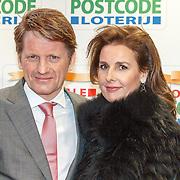 NLD/Amsterdam/20160126 - Goed Gala 2016, Prins Pieter-Christiaan en partner Prinses Anita