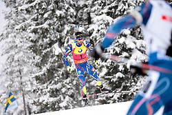 06.03.2016, Holmenkollen, Oslo, NOR, IBU Weltmeisterschaft Biathlion, Oslo, Verfolgung, Herren, im Bild fourcade martin (fra) // during Mens pursuit Race of the IBU World Championships, Oslo 2016 at the Holmenkollen in Oslo, Norway on 2016/03/06. EXPA Pictures © 2016, PhotoCredit: EXPA/ Pressesports/ MONS FREDERIC<br /> <br /> *****ATTENTION - for AUT, SLO, CRO, SRB, BIH, MAZ, POL only*****