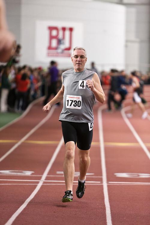 Boston University Terrier Invitational Indoor Track Meet: