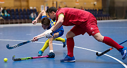 BERLIN - Indoor Hockey World Cup<br /> Kazakhstan - Poland<br /> foto: ZYWICZKA Bartosz.<br /> WORLDSPORTPICS COPYRIGHT FRANK UIJLENBROEK