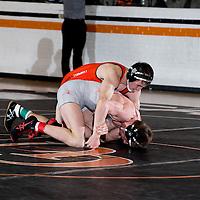 Wrestling vs Davidson