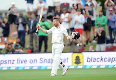 Christchurch-Cricket, New Zealand v Australia, 2nd test, day 3
