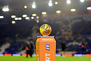 Match Ball during the EFL Sky Bet Championship match between Birmingham City and Brentford at St Andrews, Birmingham, England on 1 November 2017. Photo by Dennis Goodwin.