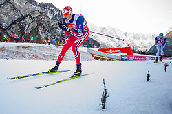 Anders Gloeersen (NOR) during the Man team sprint race at FIS Cross Country World Cup Planica 2016, on January 17, 2016 at Planica, Slovenia. Photo By Urban Urbanc / Sportida