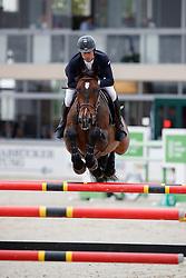 EPAILLARD Julien (FRA), Quatrin de La Roque LM<br /> Hagen - Horses and Dreams meets the Royal Kingdom of Jordan 2018<br /> Finale Mittlere Tour<br /> 29. April 2018<br /> www.sportfotos-lafrentz.de/Stefan Lafrentz