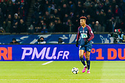 Presnel Kimpembe (psg) during the French Cup football match between Paris Saint-Germain and Marseille on February 28, 2018 at Parc des Princes Stadium in Paris, France - Photo Pierre Charlier / ProSportsImages / DPPI