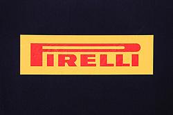 March 1, 2019 - Barcelona, Barcelona, Spain - Pirelli tyres logo during the Formula 1 2019 Pre-Season Tests at Circuit de Barcelona - Catalunya in Montmelo, Spain on March 1. (Credit Image: © Xavier Bonilla/NurPhoto via ZUMA Press)