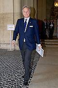 2013/06/13 Roma, assemblea Assonime. Nella foto Pietro Salini.<br /> Rome, Assonime meeting. In the picture Pietro Salini - &copy; PIERPAOLO SCAVUZZO