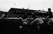 06/02/1966<br /> 02/06/1966<br /> 06 February 1966<br /> League of Ireland: Shamrock Rovers v Waterford at Glenmalure Park, Milltown, Dublin.