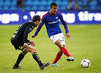 Fotball , 25. mars 2012 , Tippeligaen , Eliteserien , Vålerenga - Haugesund 21-1<br /> Harmeet Singh , VIF<br /> Trygve Nygaard , Haugesund