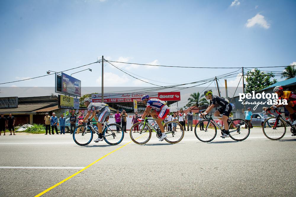 Le Tour de Langkawi 2015/ Stage7/ Shah Alam -Fraser's Hill