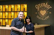 Founders of GreenBar Distillery