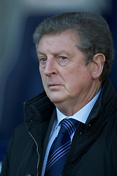 WEST BROMWICH, ENGLAND - Saturday, March 19, 2011: West Bromwich Albion's manager Roy Hodgson before the Premiership match against Arsenal at the Hawthorns. (Photo by David Rawcliffe/Propaganda)